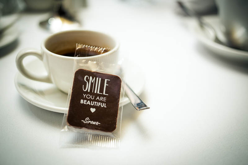Smile You Are Beautiful Chocolate Bar 7g