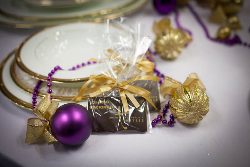 Promotional Chocolate Bar in a Polybag with Ribbon, 20g