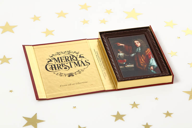 Promo Sweets - 90g Framed Chocolate Picture in a box with magnet