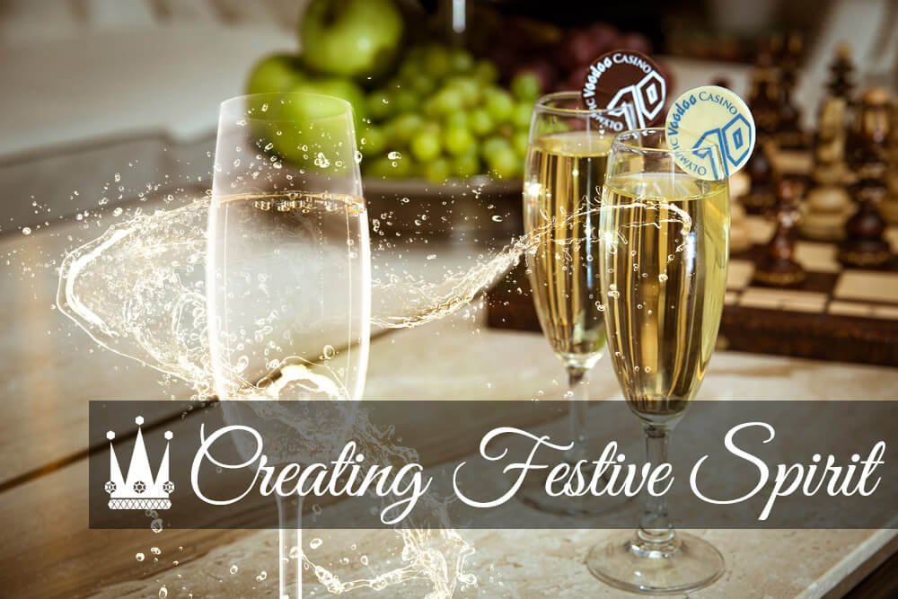 How to create festive spirit for your upcoming event
