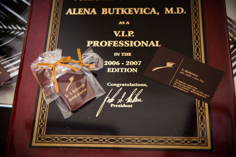 Promotional chocolates | Luxus Chocolate